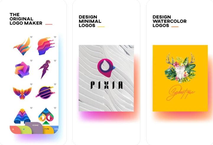 21+ Aplikasi Pembuat Logo Android, iOS dan PC - LogoScopic Studio – Logo Maker img