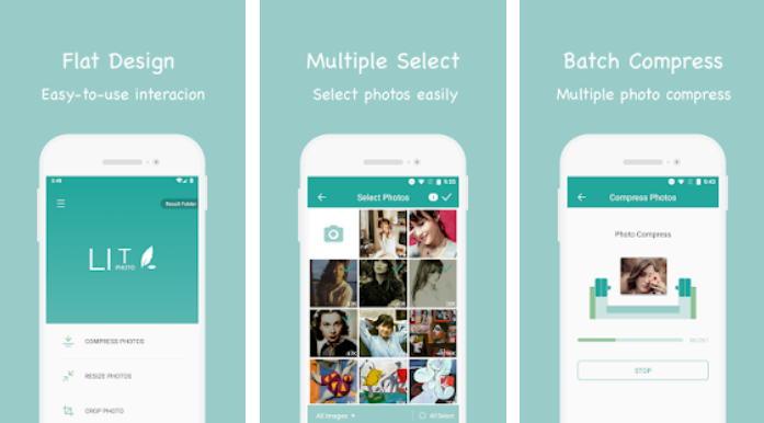 Cara Mengubah Ukuran Foto Menjadi 4x6 di Android - Photo Compress Resize img