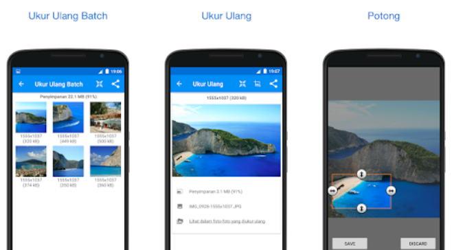 Cara Mengubah Ukuran Foto Menjadi 4x6 di Android - Photo Picture Resizer img
