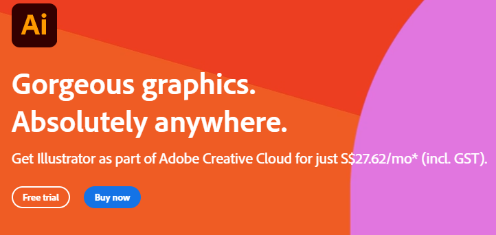 21+ Aplikasi Pembuat Logo Android, iOS dan PC - adobe illustrator img