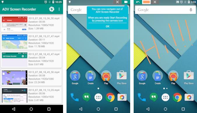 8 Aplikasi Perekam Layar Android Terbaik (Update 2021) - adv img