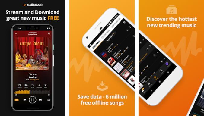 Aplikasi Download Lagu Terbaik - audiomack img