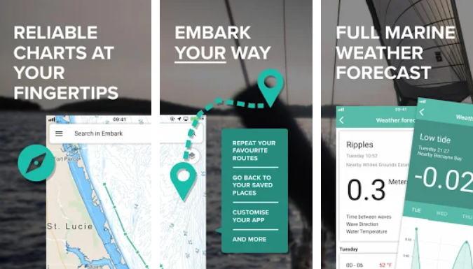Aplikasi GPS Terbaik - c map img