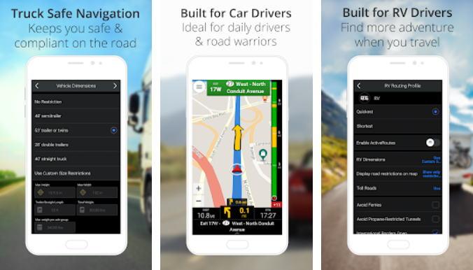 Aplikasi GPS Terbaik - copilot gps img