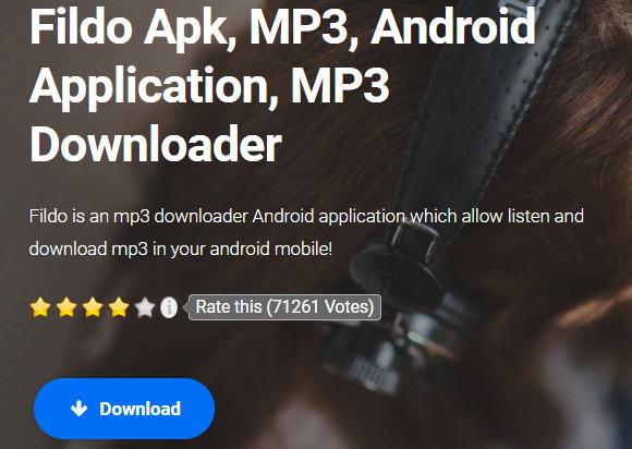Aplikasi Download Lagu Terbaik - fildo img