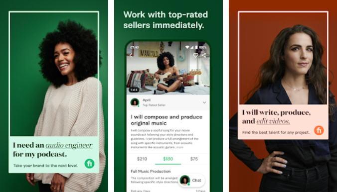 Aplikasi Android Penghasil Uang - fiverr img