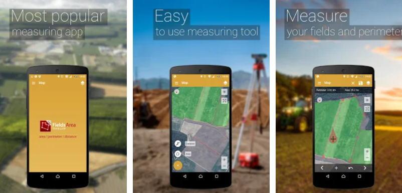 Aplikasi GPS Terbaik - gps field img