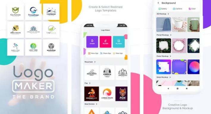 21+ Aplikasi Pembuat Logo Android, iOS dan PC - logo maker img