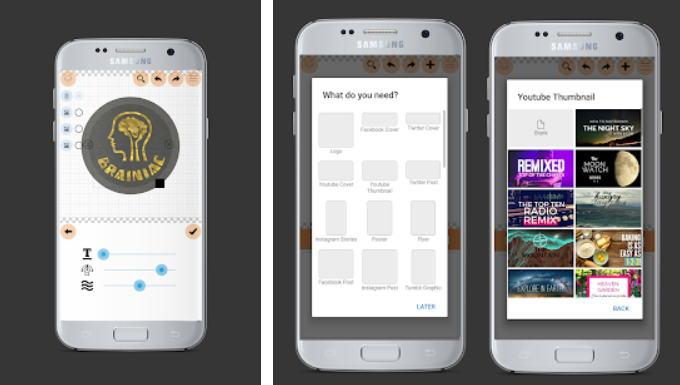 21+ Aplikasi Pembuat Logo Android, iOS dan PC - logo maker plus img