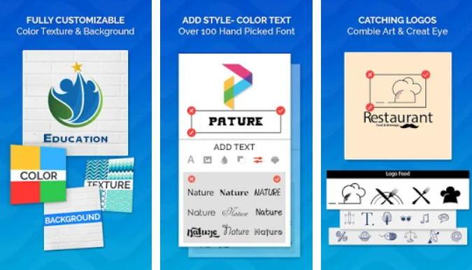 21+ Aplikasi Pembuat Logo Android, iOS dan PC - logo maker pro free img