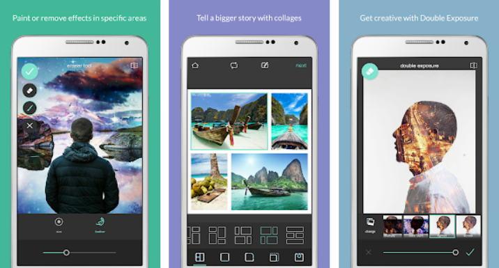 Aplikasi Edit Foto Terbaik Android - pixlr img
