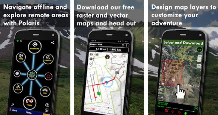 Aplikasi GPS Terbaik - polaris gps img