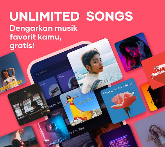 Aplikasi Download Lagu Terbaik - resso img
