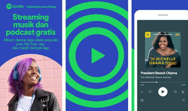 Aplikasi Download Lagu Terbaik - spotify img