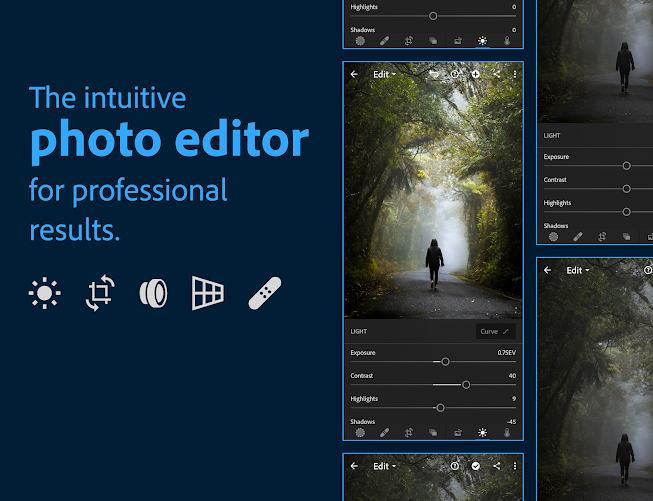 Aplikasi Edit Foto Terbaik Android - adobe lightroom img