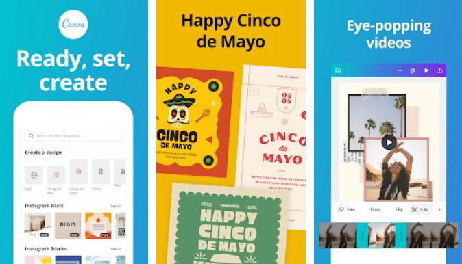 Aplikasi Edit Foto Terbaik Android - canva img