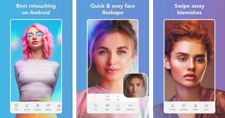 Aplikasi Edit Foto Terbaik Android - facetune img