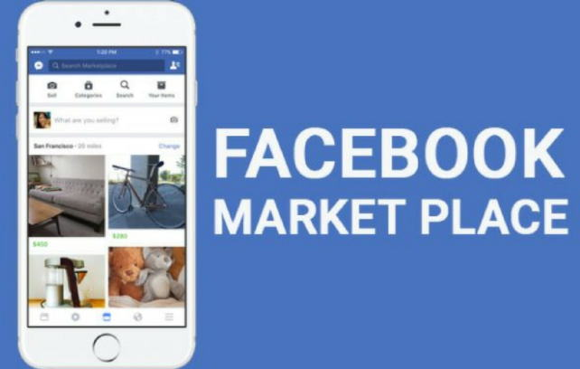 Cara Menambah Teman di Facebook - fb marketplace img