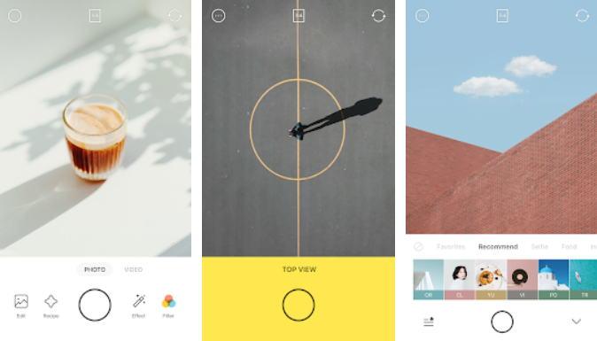 Aplikasi Edit Foto Terbaik Android - foodie img