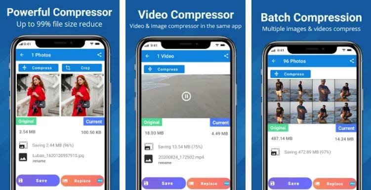 5 Cara Kompres Foto Dengan Mudah dan Cepat - image compressor android