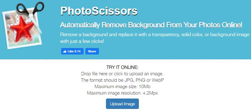 Cara Ganti Background Foto Online - photoscissors img