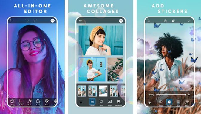 Aplikasi Edit Foto Terbaik Android - picsart img