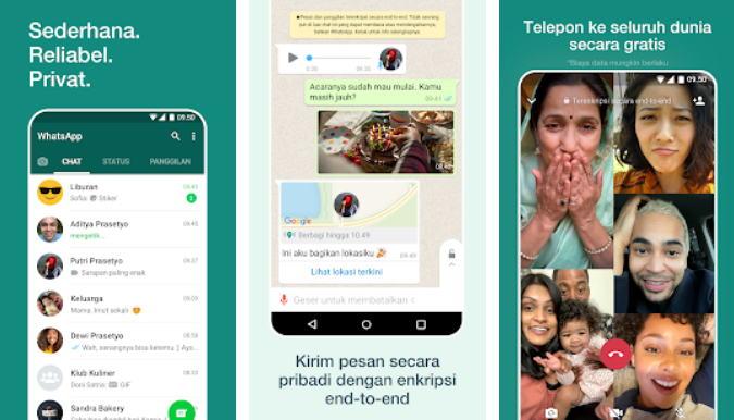 Aplikasi Chatting Terbaik di Android - wa img