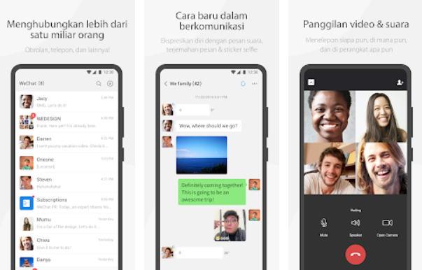 Aplikasi Chatting Terbaik di Android - wechat img