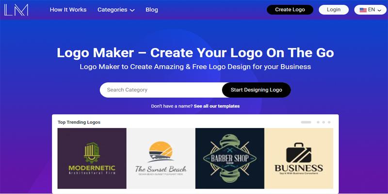 6 Tools Pembuat Logo Gratis untuk Bisnis - logomakernet